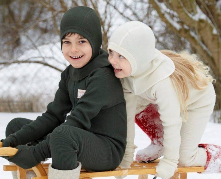 Ullkläder Barn
